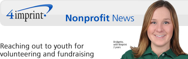 Reaching out to youth for volunteering and fundraising
