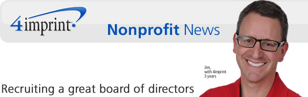 Recruiting a great board of directors