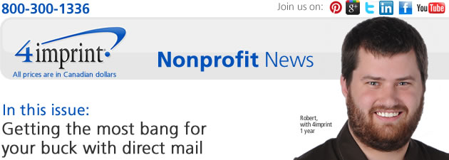 Nonprofit: Getting the most bang for your buck with direct mail