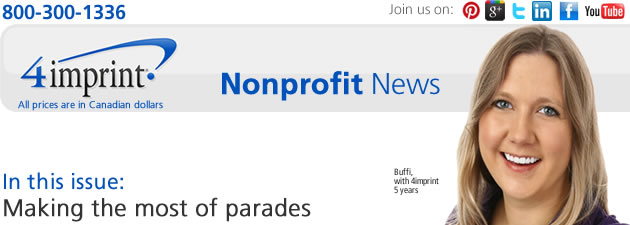 Nonprofit: Making the most of parades