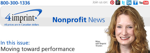Nonprofit: Moving toward performance