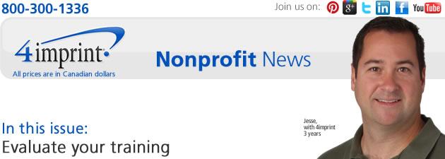 Nonprofit: Evaluate your training
