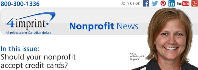Nonprofit: Should your nonprofit accept credit cards?