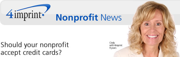 Should your nonprofit accept credit cards?