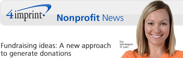 Fundraising ideas: A new approach to generate donations