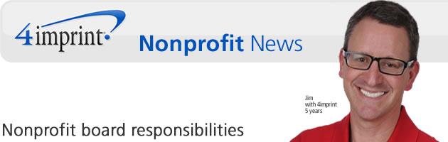 Nonprofit board responsibilities