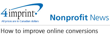 Nonprofit: How to improve online conversions