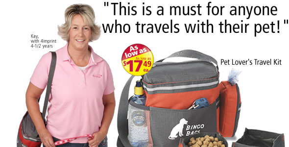 Pet Lover's Travel Kit #C104592