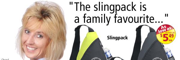 Slingpack #C8762
