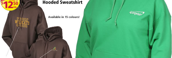 Gildan 50/50 Adult Hooded Sweatshirt #C100814