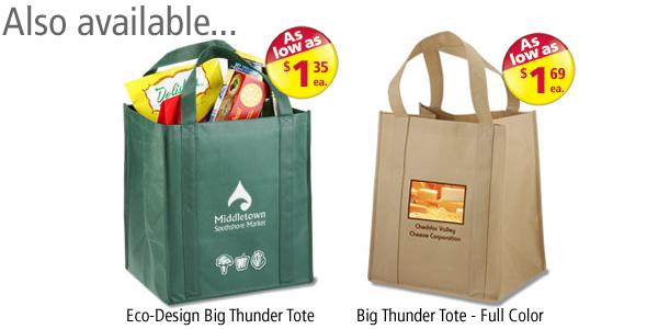 Big Thunder Tote #101326