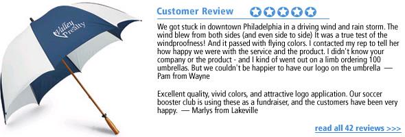 """64"""" Windproof Golf Umbrella #6212"""