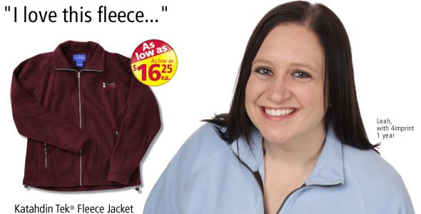 Katahdin Tek Fleece Jacket #9871