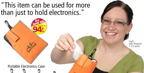 Portable Electronic Case #9924