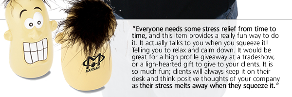 Relax, Calm Down Stress Reliever