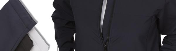 Soft Shell Bonded Fleece Jacket