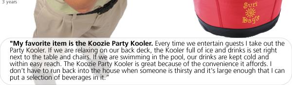 Koozie Party Kooler
