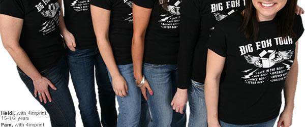 Gildan 4.5 oz. Cotton T-Shirt