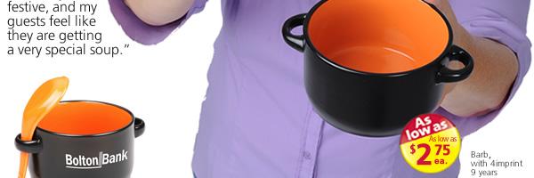 Aztec Soup Mug - 12 oz.