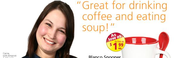 Blanco Spooner Mug