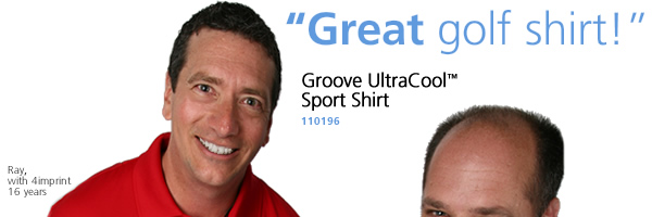 Groove UltraCool Sport Shirt