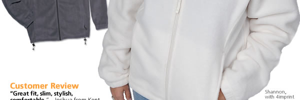Columbia Full-Zip Fleece Jacket