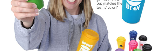 cup2go Plastic Tumbler - 16 oz.