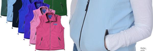 Katahdin Tek Fleece Vest - Ladies'