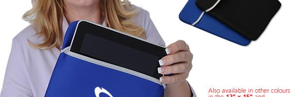 Neoprene Laptop Sleeve - 9 x 12