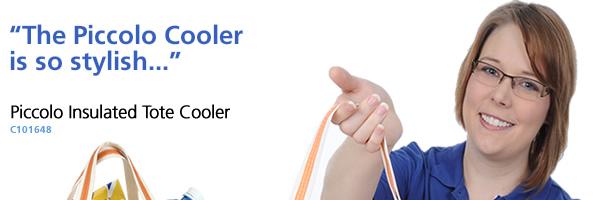 Piccolo Insulated Tote Cooler