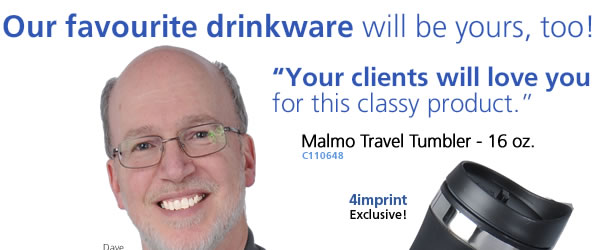 Malmo Travel Tumbler - 16 oz.