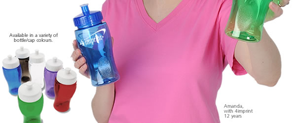 Poly-Pure Lite Bottle - 18 oz.