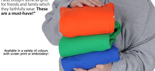 Gildan 50/50 Adult Hooded Sweatshirt