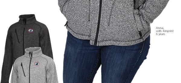 Peak Sweater Fleece Jacket