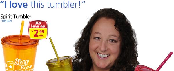 Spirit Tumbler