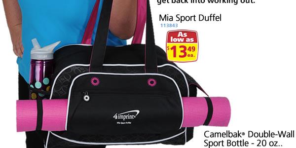 Mia Sport Duffel