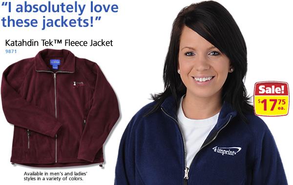 Katahdin Tek Fleece Jacket