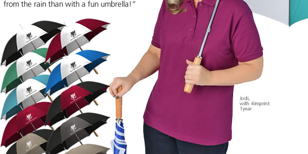 Budget-Beater Golf Umbrella