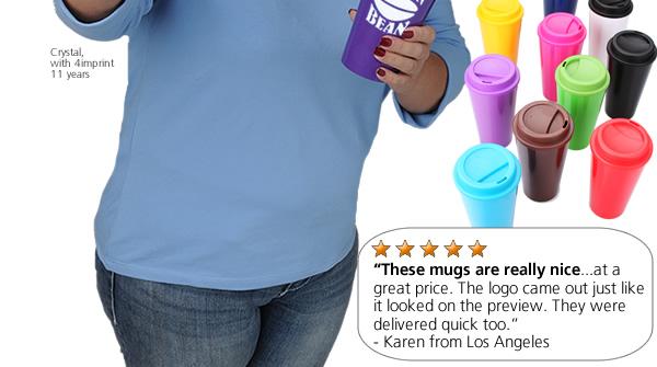 cup2Go Plastic Tumbler