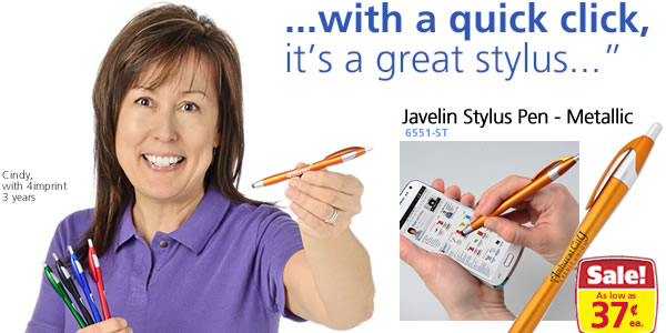 Javelin Pen