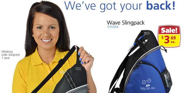 Wave Slingpack