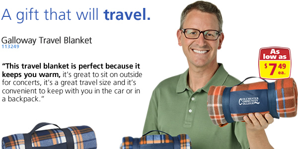 Galloway Travel Blanket
