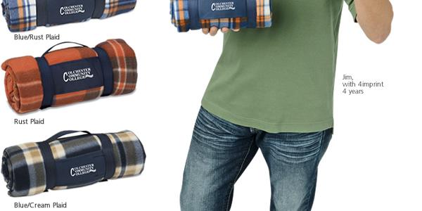 Galloway Travel Blanket