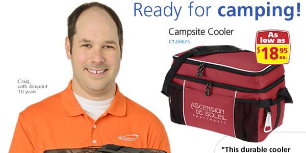 Campsite Cooler