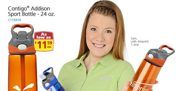 Contigo Addison Sport Bottle - 24 oz