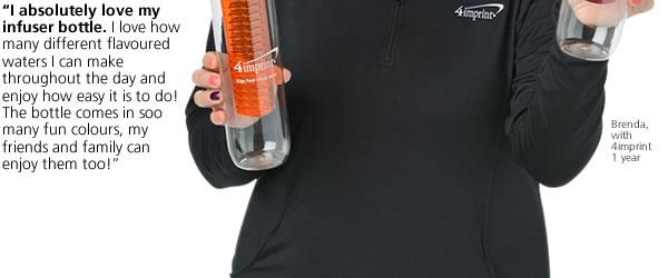 h2go Fresh Infuser Bottle - 27 oz.