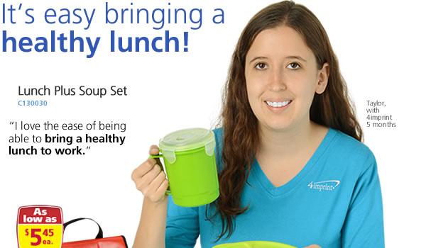 Lunch Plus Soup Set