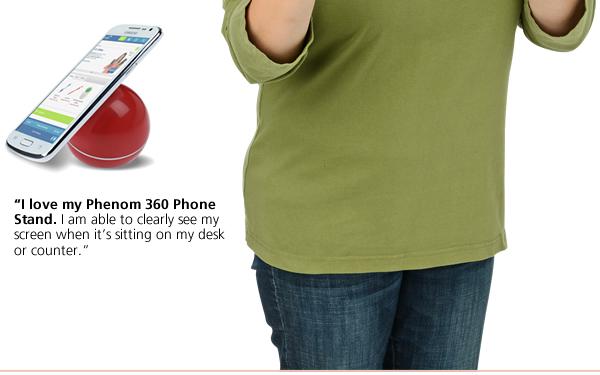 Phenom 360 Phone Stand
