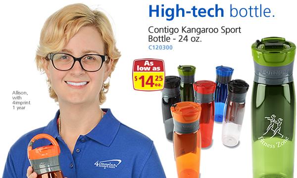 Contigo Kangaroo Sport Bottle - 24 oz.