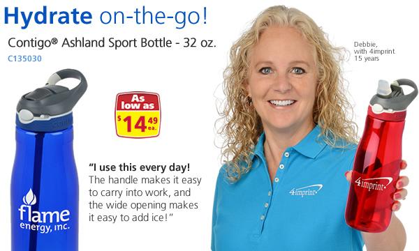 Contigo Ashland Sport Bottle